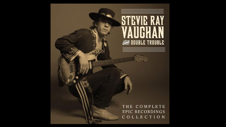 SRV and Double Trouble: The Complete Epic Recordings Collection