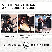 Texas Flood/Couldn't Stand The Weather/Soul To Soul (3 CD Set)