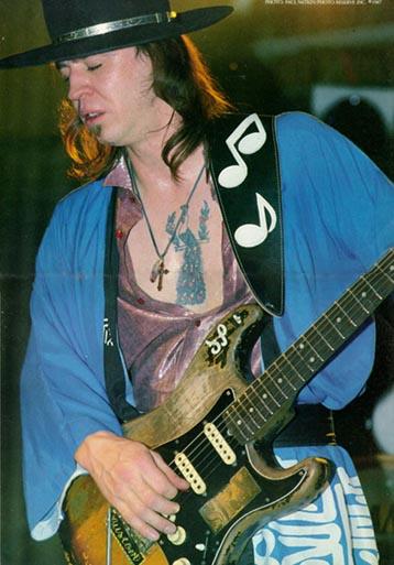 Blues rock music for Kati vaughn tattoo